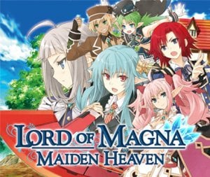 Lord of Magna: Maiden Heaven per Nintendo 3DS