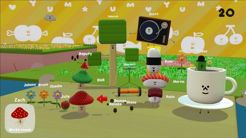 Wattam, il nuovo gioco del creatore di Katamari Damacy, non è più esclusiva PlayStation 4