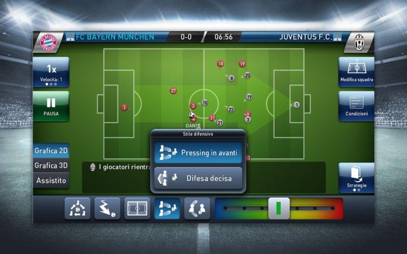 Konami ha pubblicato un corposo aggiornamento per PES Club Manager