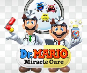 Dr. Mario: Miracle Cure per Nintendo 3DS