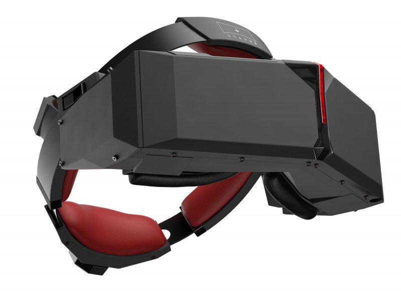 Il visore StarVR verrà prodotto in collaborazione con Acer