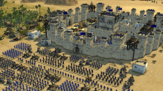 Stronghold Crusader II: The Emperor and The Hermit