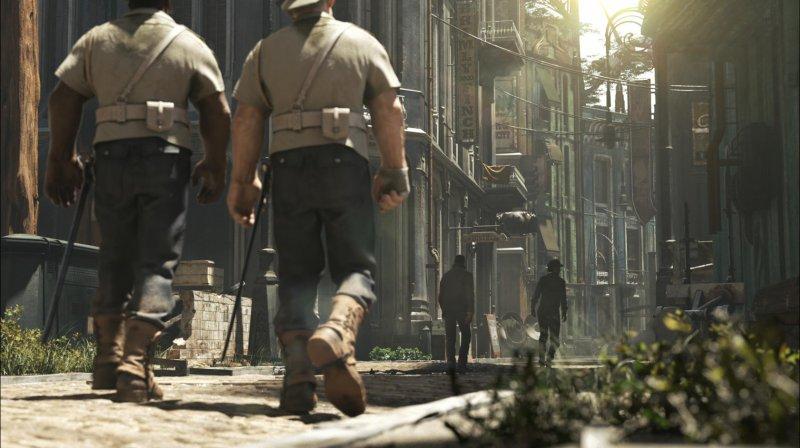 Dishonored 2 arriva l'11 novembre 2016