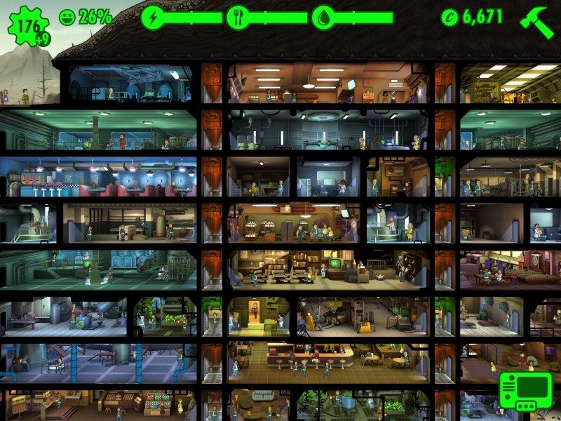 La guida di Fallout Shelter