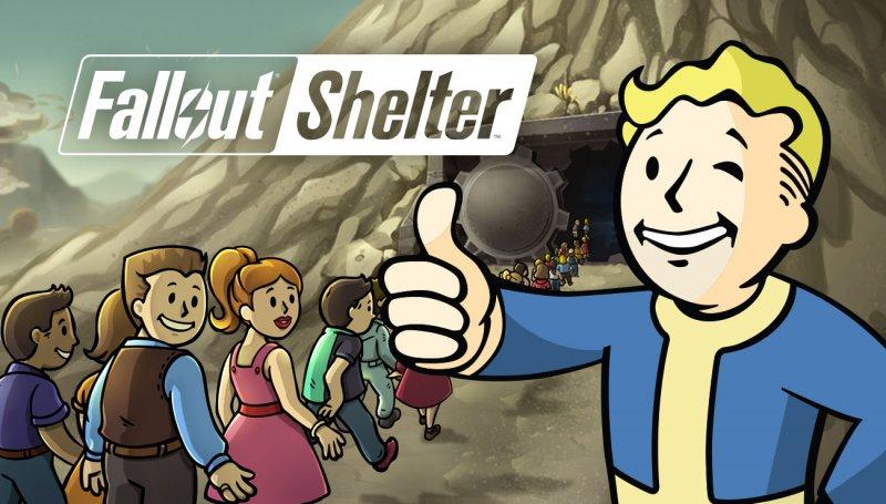 Fallout Shelter è l'episodio della serie più giocato in assoluto