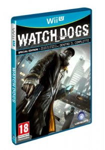 Watch Dogs per Nintendo Wii U