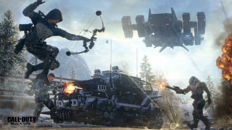 La beta di Call of Duty: Black Ops III comincerà il 19 agosto su PlayStation 4