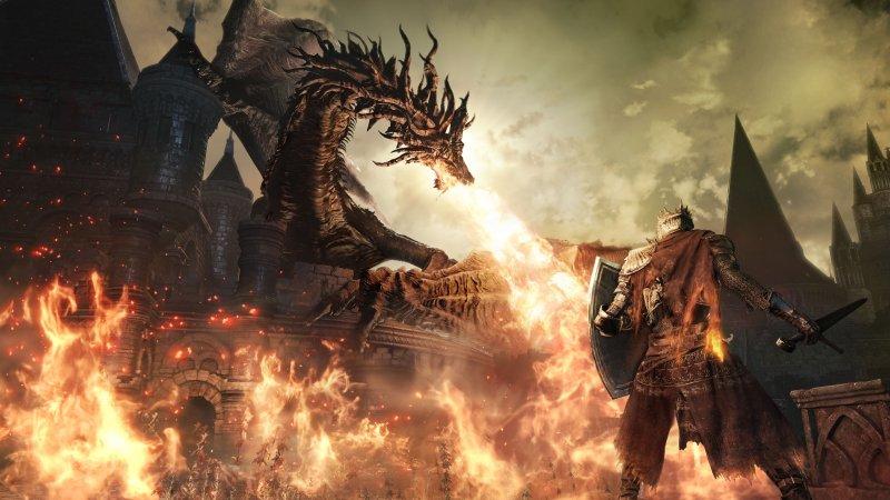 Dark Souls III ancora in vetta alle classifiche Steam
