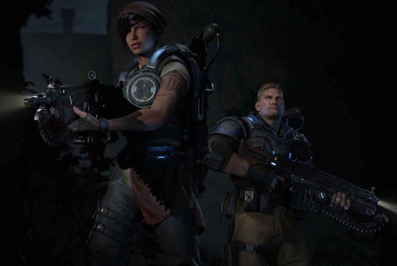 Ancora tantissimi dettagli su Gears of War 4 da Game Informer