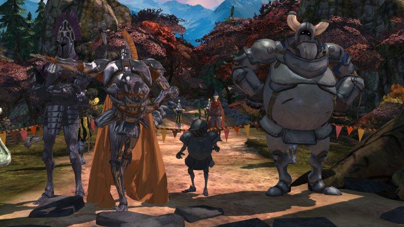 La soluzione di King's Quest - Chapter 1: A Knight to Remember