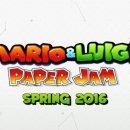 Annunciato Mario & Luigi: Paper Jam all'E3 2015, si mostra in video