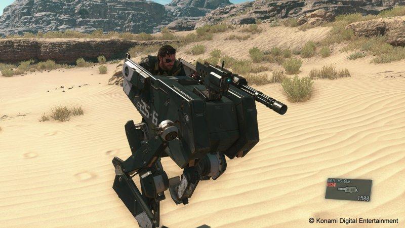 A Hideo Kojima game
