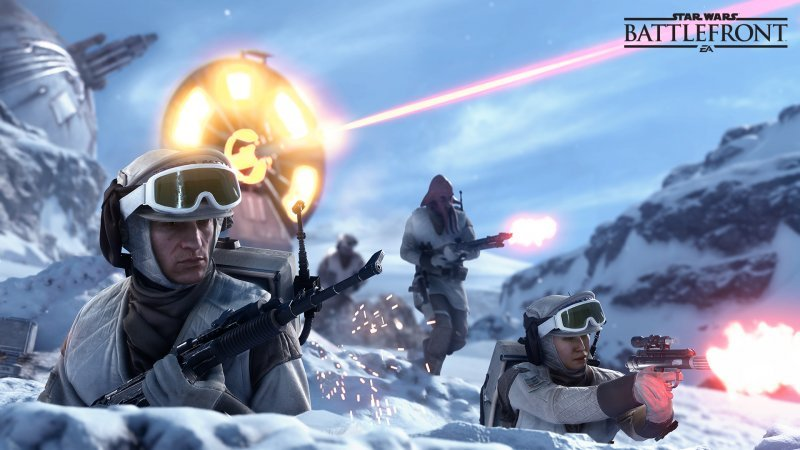 Una campagna in single player per Star Wars: Battlefront non è mai stata nei piani