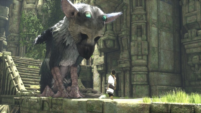 The Last Guardian e Horizon: Zero Dawn usciranno nel 2016