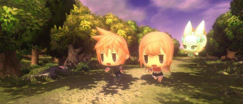 World of Final Fantasy - Voci dal Sottobosco