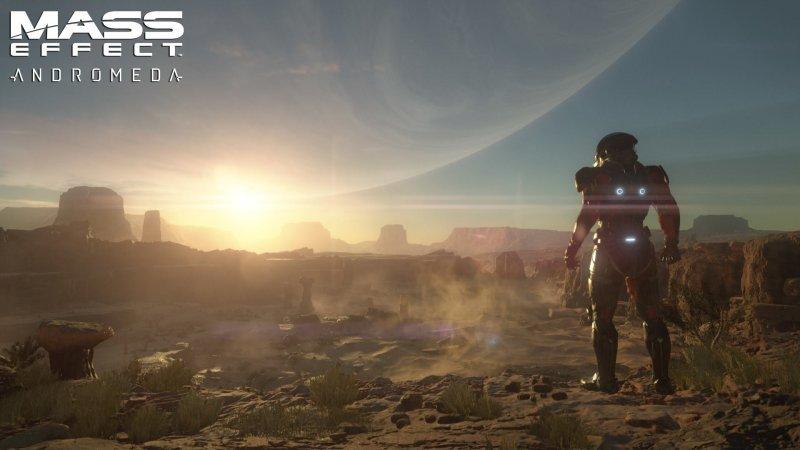 BioWare punta a rendere il protagonista di Mass Effect: Andromeda unico e originale