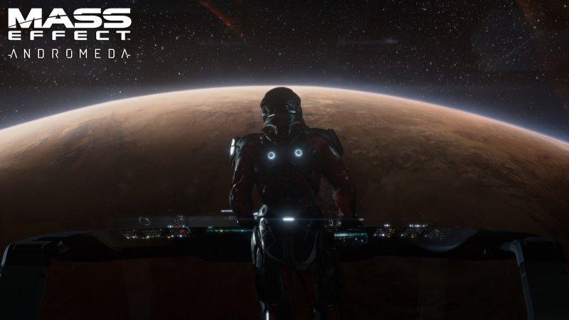 Mass Effect: Andromeda sarà il successore spirituale del primo episodio