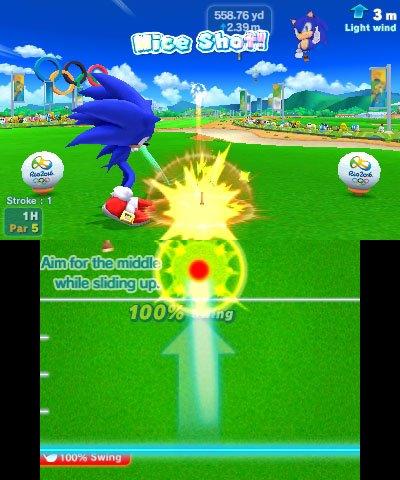Mario e Sonic volano a Rio!