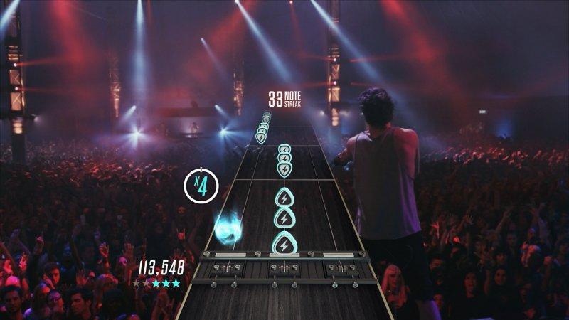 L'E3 in musica