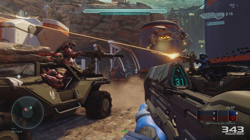 343 Industries interviene sull'articolo di Eurogamer riguardo Halo 5: Guardians