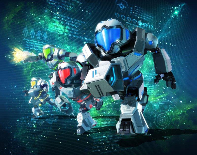 Lancio decisamente deludente per Metroid Prime: Federation Force nel Regno Unito