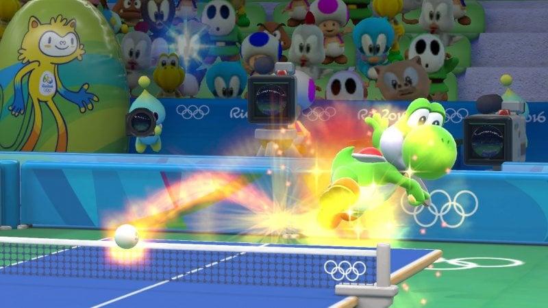 A Rio con le Olimpiadi di Mario e Sonic