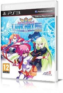 Arcana Heart 3: Love Max!!!!! per PlayStation 3