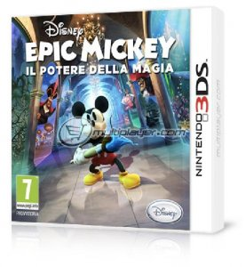Disney Epic Mickey: Il Potere della Magia per Nintendo 3DS