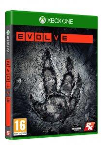 Evolve per Xbox One