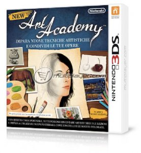 New Art Academy per Nintendo 3DS