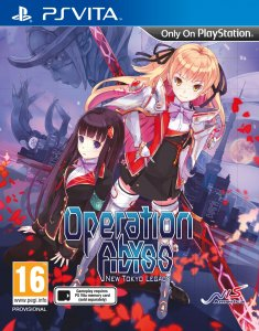 Operation Abyss: New Tokyo Legacy per PlayStation Vita