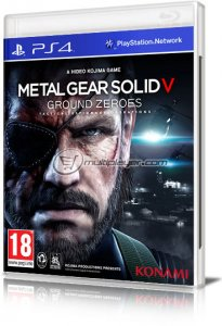 Metal Gear Solid V: Ground Zeroes per PlayStation 4