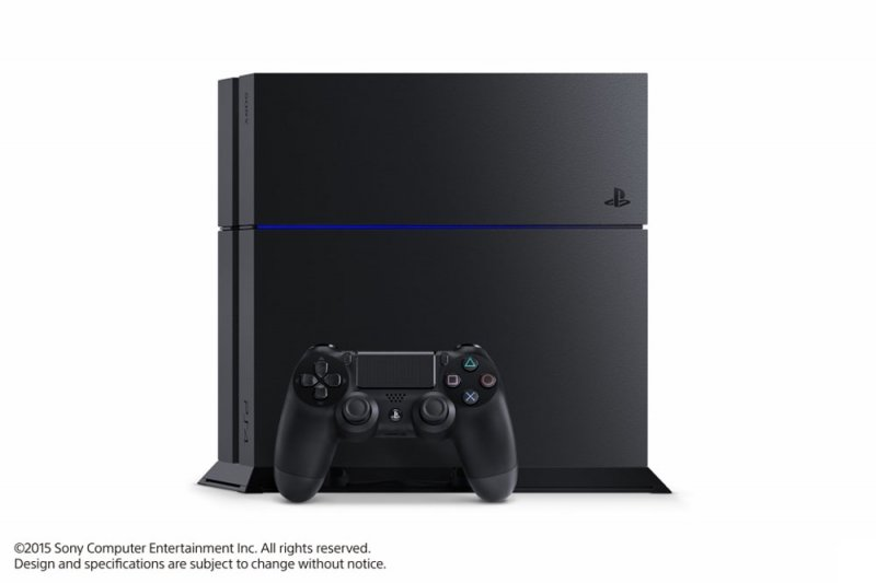 La nuova PlayStation 4 non presenta più tasti a sfioramento