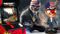 Payday 2: Crimewave Edition - Sala Giochi