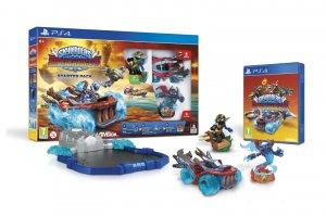 Skylanders SuperChargers per PlayStation 4