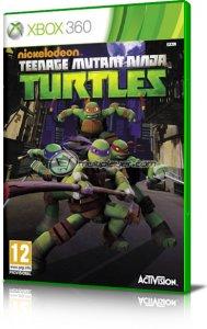 Teenage Mutant Ninja Turtles per Xbox 360