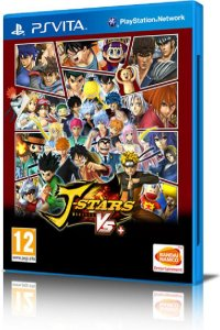 J-Stars Victory VS+ per PlayStation Vita