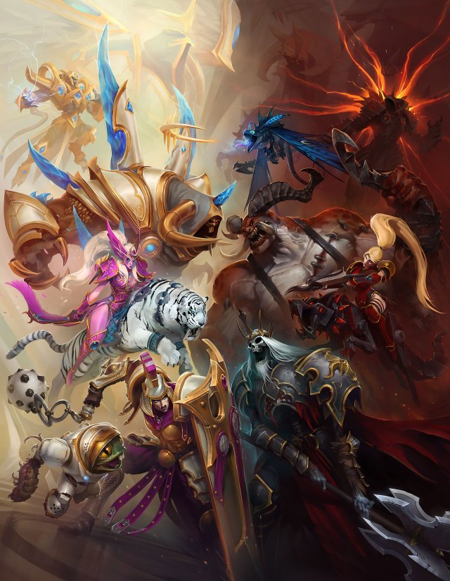 Heroes of the Storm: L'Eterno Conflitto
