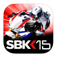 SBK15 Official Mobile Game per iPhone