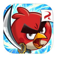 Angry Birds Fight! per iPhone