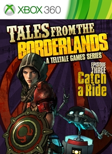 Tales from the Borderlands - Episode 3: Catch a Ride per Xbox 360