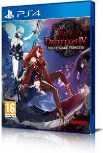 Deception IV: The Nightmare Princess per PlayStation 4