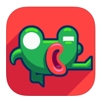 Green Ninja: Year of the Frog per iPad