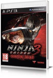Ninja Gaiden 3: Razor's Edge per PlayStation 3