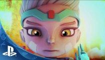Red Goddess: Inner World - Trailer cinematico introduttivo