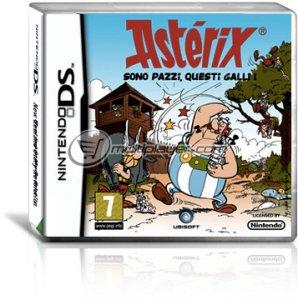 Asterix: Sono Pazzi Questi Galli! per Nintendo DS