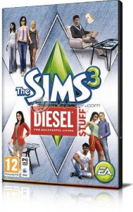 The Sims 3: Diesel Stuff Pack per PC Windows