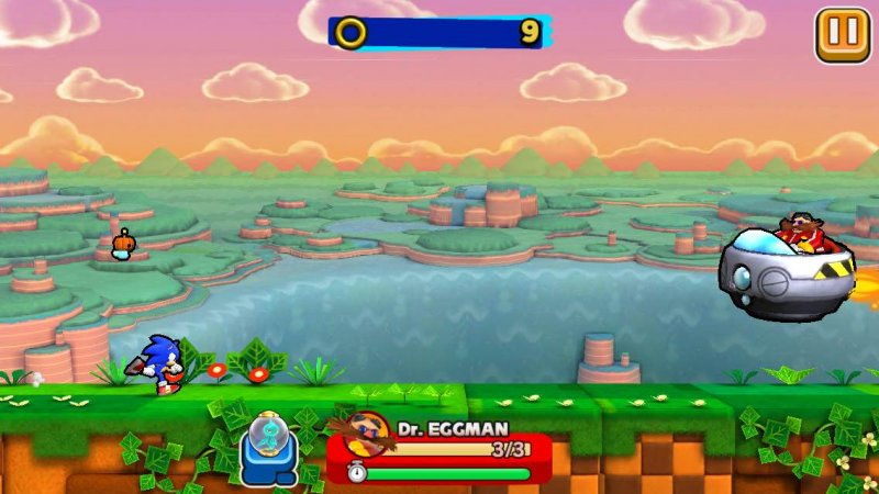 Sonic Runners andrà offline a luglio