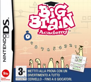 Big Brain Academy per Nintendo Wii U