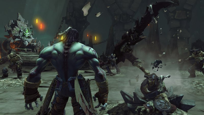 Darksiders 2: Deathinitive Edition in uscita su Nintendo Switch, trailer e data